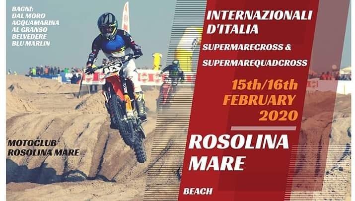 offerta supermarecross appartamenti Rosolina Mare